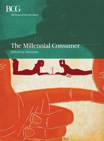The Millennial Consumer: Debunking Stereotypes - Brandchannel