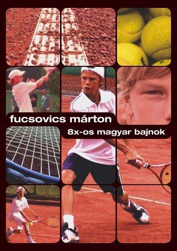 2003 nyvtc - Fucsovics Márton