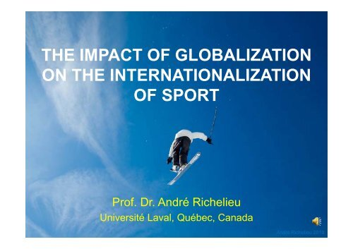 what is the difference between globalisation and internationalisation