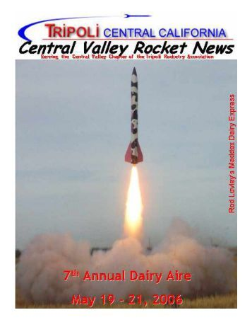 May (Dairy Aire) 2006 Newsletter - Tripoli Central California