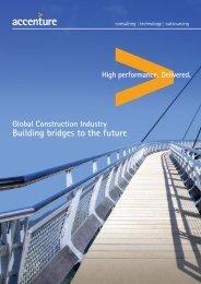 Building bridges to the future