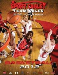 2012 BASKETBALL - Sport Chalet Team Sales