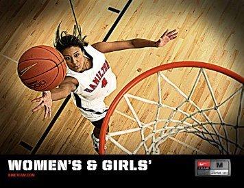 Women's Basketball - Nike Team Sports
