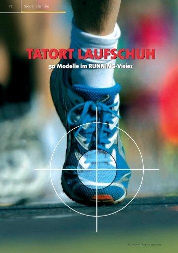 TATORT LAUFSCHUH TATORT LAUFSCHUH - Laufschuhkauf.de