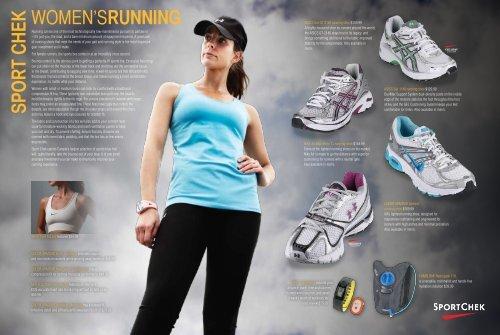 SPORT CHEK women'sRUNNING