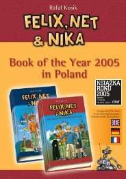 Book of the Year 2005 in Poland - Powergraph