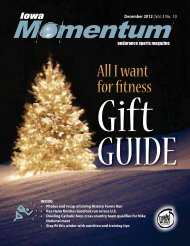 December 2012 IPad/Mobile Edition - Iowa Momentum Magazine