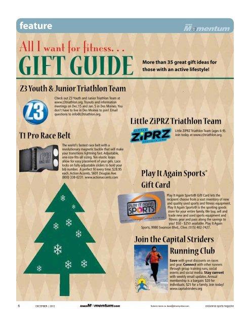 December 2012 IPad/Mobile Edition - Iowa Momentum Magazine