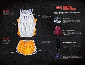 MEN'S RUNNING - Nike Team Sports
