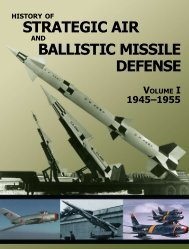 Strategic air BalliStic MiSSile DefenSe - US Army Center Of Military ...