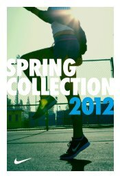 Nike Spring 2012 Collection AUS