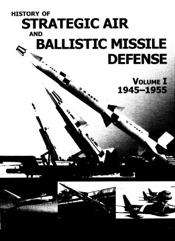 Chapter III Soviet Strategy for Air and Ballistic Missile Defense