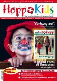 Vorhang auf! - Hopp Kids