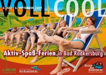 6. SepteMber 2009 - Vitalhotel Bad Radkersburg