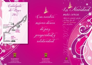Programa municipal de Navidad
