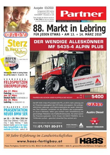 88. Markt in Lebring - Website-Box