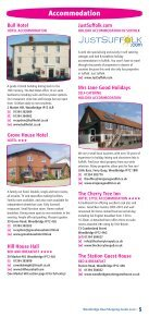 Woodbridge Real Shopping Guide 2010 - Woodbridge Suffolk - Page 5