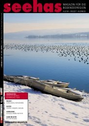 Dezember 2012 Januar 2013 - Seehas Magazin