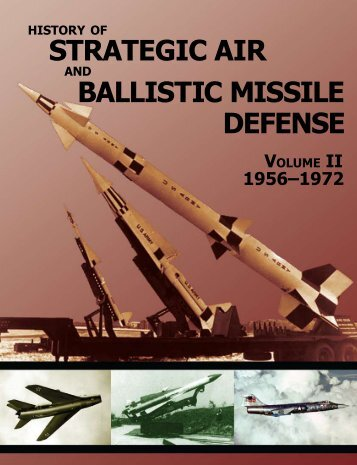 Strategic air BalliStic MiSSile DefenSe - US Army Center Of Military ...