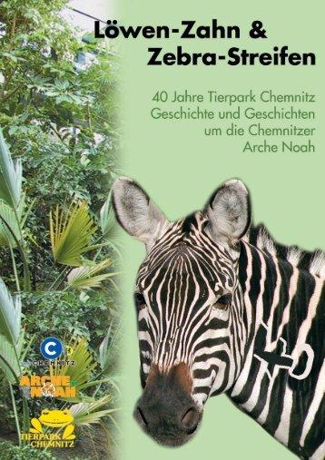 am 1. Juli tritt der neue - Tierpark Chemnitz