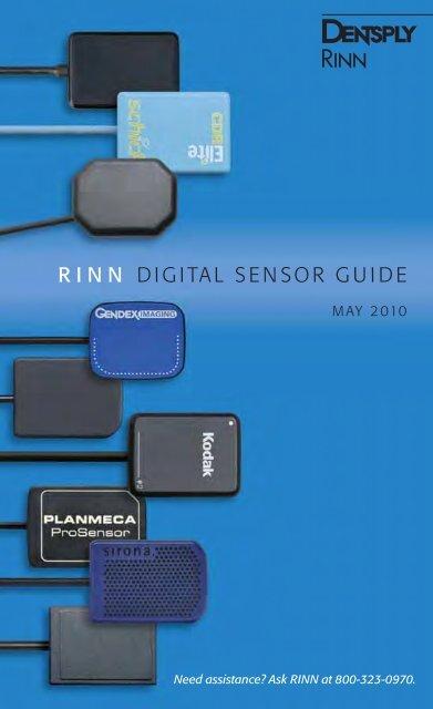 RINN DIGITAL SENSOR GUIDE - Dentsply Rinn