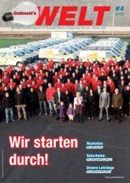 Winter-Magazin 2012 - Elektro Gottwald