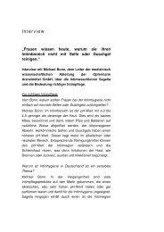Interview mit Michael Bonn (26 KB) - Sagella