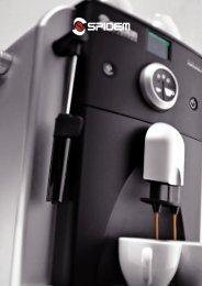 Perfect Italian espresso Coffee. - Spidem