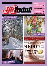 Jó Tudni! 2011. december - Hanka Média Reklámiroda