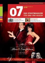 Ausgabe 29 - 07 Das Stadtmagazin . BLOG