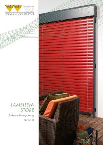 LameLLen- store - K+K Sonnenschutz GmbH