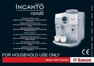 165896400 Incanto Rondo _A5_Rev03.indd - Philips