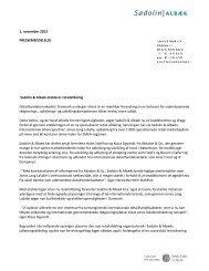 Pressemeddelelse_retail_team - Sadolin & Albæk
