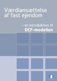 DCF-modellen - Sadolin & Albæk
