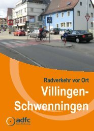 Villingen- Schwenningen - ADFC