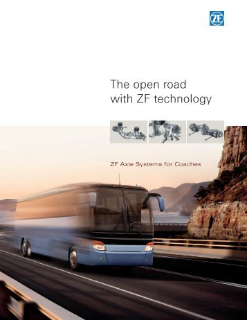 The open road with ZF technology (PDF, 3.0