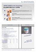 Geeignet für mineralisch gebundene Putzgründe ... - ibe-innovativ.de - Seite 7