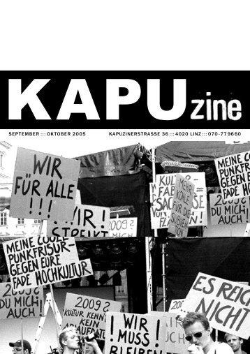 vorwort - Kapu
