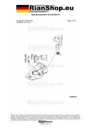 Sabo Benzinmäher 43-4 EA SA179 Seite 1 von 13 - RianShop.eu