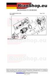 Sabo Rasentraktor 97-14 HS SKU10323 www.RianShop.eu der ...