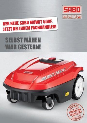 Sabo MOWiT Flyer