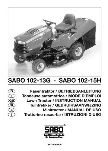 SABO 102-15H