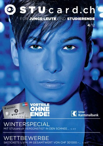 partnerspecial - Urner Kantonalbank