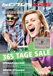 365 TAGE SALE - Bonus