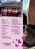 Das Kirchberger Sommerprogramm von A–Z - Brixental - Seite 4