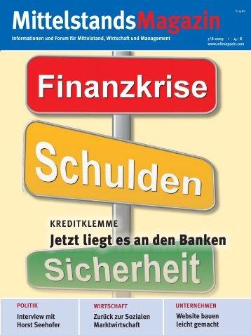 2009 - Mittelstandsmagazin