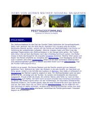 Newsletter 2006 7 - Mathier