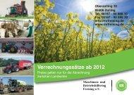 Verrechnungssätze ab 2012 - Maschinen- und Betriebshilfsring ...