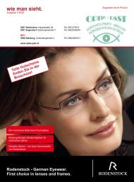 Gutschein - Optik Past