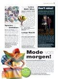 """""""schau Aktuell"""", die Regionalliga Ost erleben in - City & Life - Seite 5"""